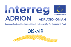 Establishment of the Open Innovation System of the Adriatic-Ionian Region Logo